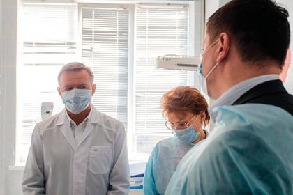В России вылечили младенца с коронавирусом