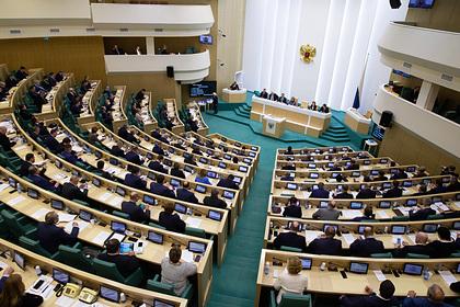 В Совфеде оценили возможности бюджета в рамках поручений Путина