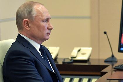 В обращении Путина нашли фразу из выступления адвоката времен Российской империи