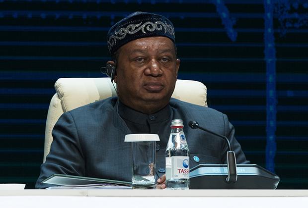 Глава ОПЕК Мохаммед Баркиндо