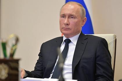 Путин собрался лично проследить за ситуацией с коронавирусом в регионах
