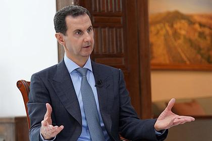 Россию и Асада обвинили в химических атаках с воздуха