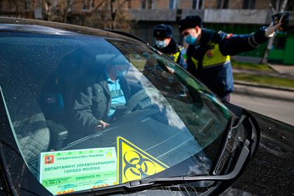 Собянин рассказал Путину о последствиях закрытия Москвы из-за коронавируса