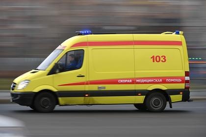 Число жертв пожара в доме престарелых в Москве выросло до двух