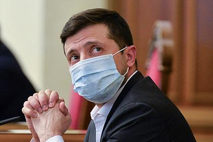 Зеленского протестировали на коронавирус