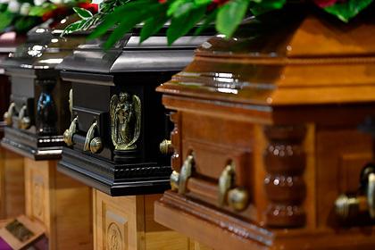 Россиянам предложили посещать похороны онлайн