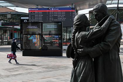 У кассирши московского вокзала нашли коронавирус