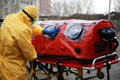Минздрав России перечислил пять главных симптомов коронавируса