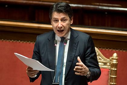 Италия отвергла политический подтекст российской помощи
