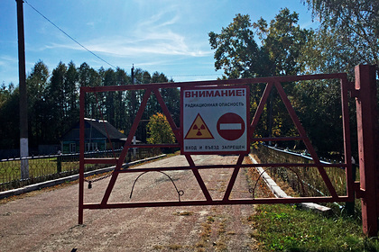 Из Чернобыльской зоны эвакуировали местных жителей