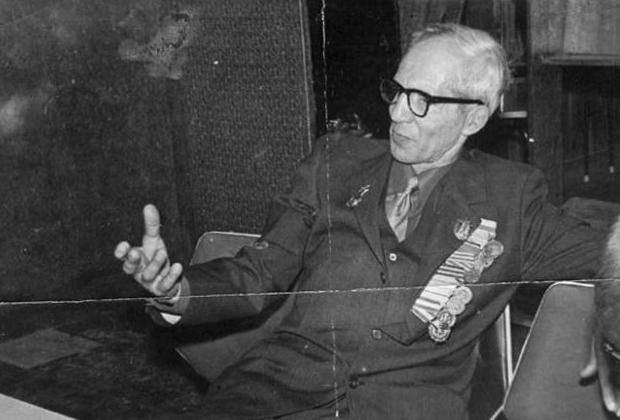 Игорь Миклашевский