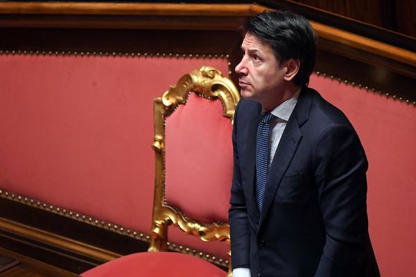 Премьер Италии усомнился в способности Евросоюза пережить коронавирус