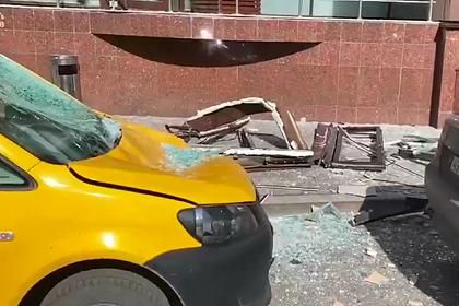 Появились подробности взрыва в бизнес-центре в Москве