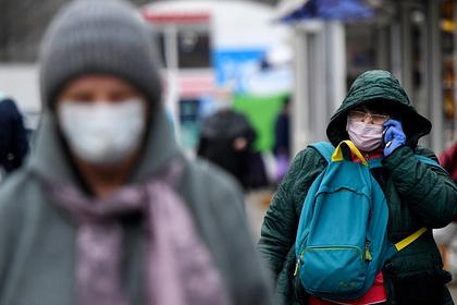 В России осталось только три региона без случаев коронавируса