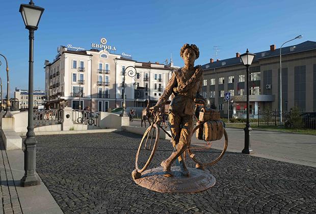 Проект памятника Панкратову
