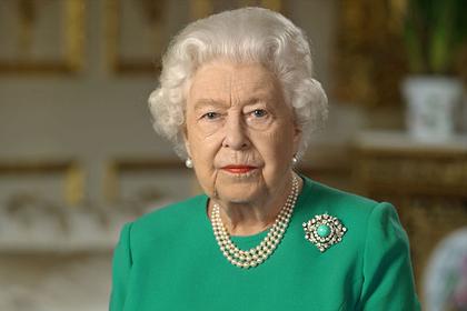 Королева Елизавета II посвятила пасхальную речь самоизоляции
