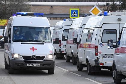 В России за сутки зарегистрировали 2186 случаев заражения коронавирусом