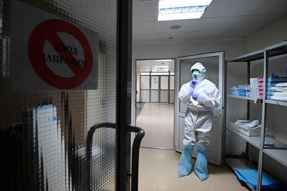 Число новых случаев заражения коронавирусом в России превысило 2500