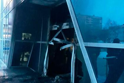 В российском городе подожгли синагогу