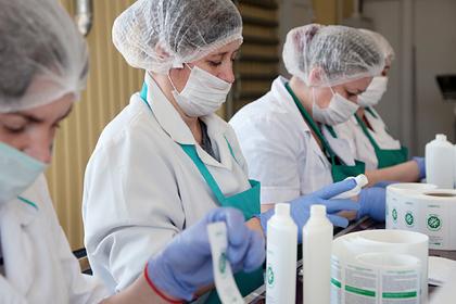 Производство антисептиков в России выросло в шесть раз