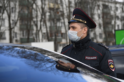 В Москве впервые оштрафовали компанию нарушителей самоизоляции