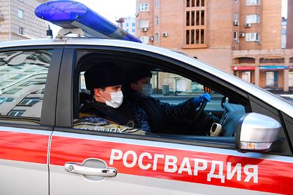 Росгвардейцы задержали пациента за поджог больницы в Петербурге