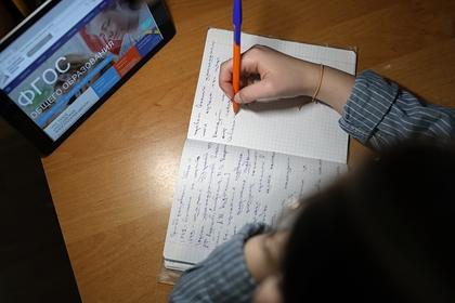 Российским школьникам во время видеоурока включили порно