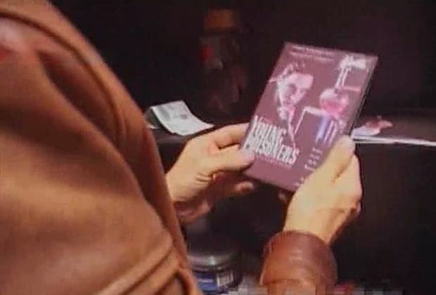 Видеокассета с фильмом, который навел Вячеслава Соловьева на мысль об экспериментах с ядом