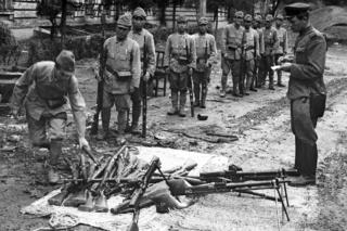 Капитуляция войск Квантунской армии