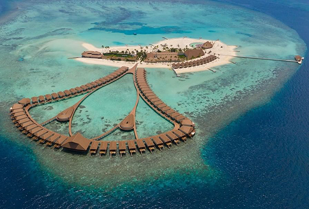 Отель Cinnamon Velifushi Maldives