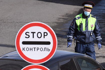 В Москве нарушившего самоизоляцию водителя задержали за взятку сотруднику ГИБДД