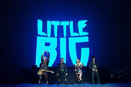 Little Big выступят на концерте «Евровидения»