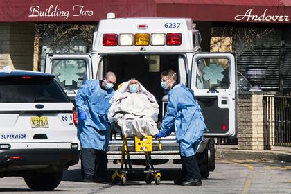 В американском доме престарелых обнаружили 17 трупов