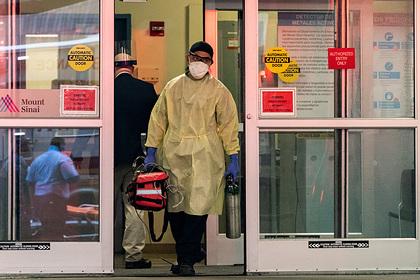 В американские больницы завезли маски и перчатки из секс-шопа