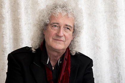 Гитарист Queen обвинил мясоедов в пандемии коронавируса