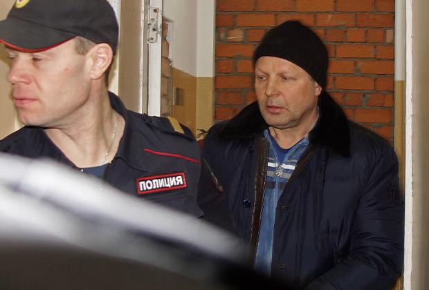 Вор в законе Юрий Пичугин (Пичуга) — справа