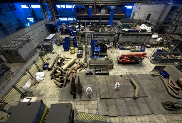 Демонтаж Игналинской АЭС (Литва)