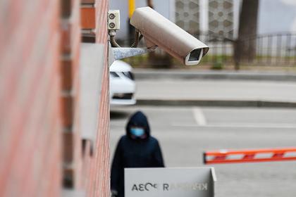 Раскрыто число пойманных с помощью камер наблюдения нарушителей самоизоляции