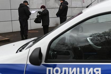 Российские полицейские объяснили отказ штрафовать толпу верующих