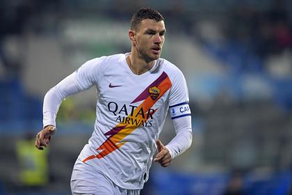 Футболисты «Ромы» отказались от зарплаты до конца сезона