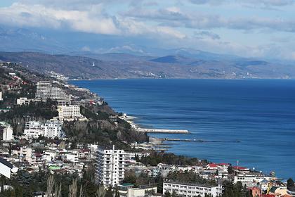 Россиян призвали отказаться от поездок в Крым