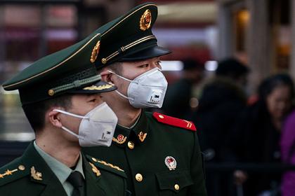 В Китае увидели угрозу из-за зараженных в России коронавирусом