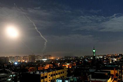Сирийская ПВО отразила воздушную атаку Израиля в районе Пальмиры