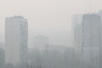 Киев упрочил позиции в антирейтинге городов с самым грязным воздухом