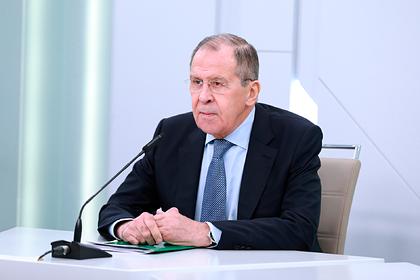 Лавров рассказал о выходе США из договора по открытому небу