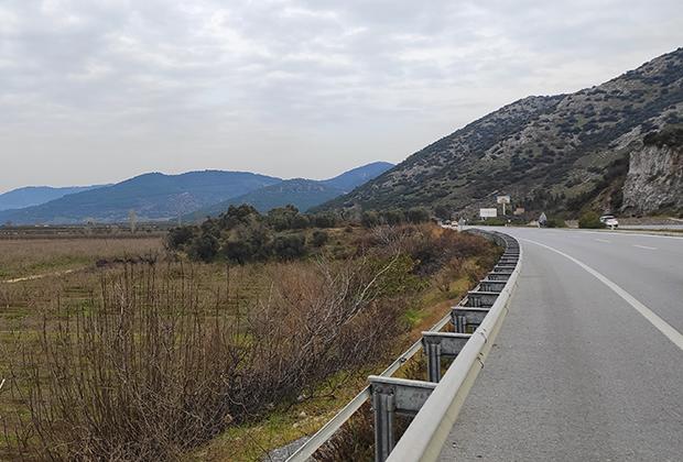 Дорога от Измира