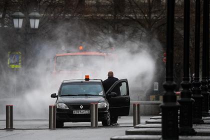 Подсчитано число автомобилистов без пропусков в Москве