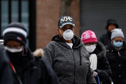 Нью-Йорк обогнал все страны мира по числу зараженных коронавирусом