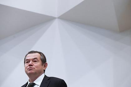 Центробанк попросил снизить информационную активность Глазьева