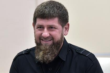 Кадыров рассказал о первой встрече с Путиным